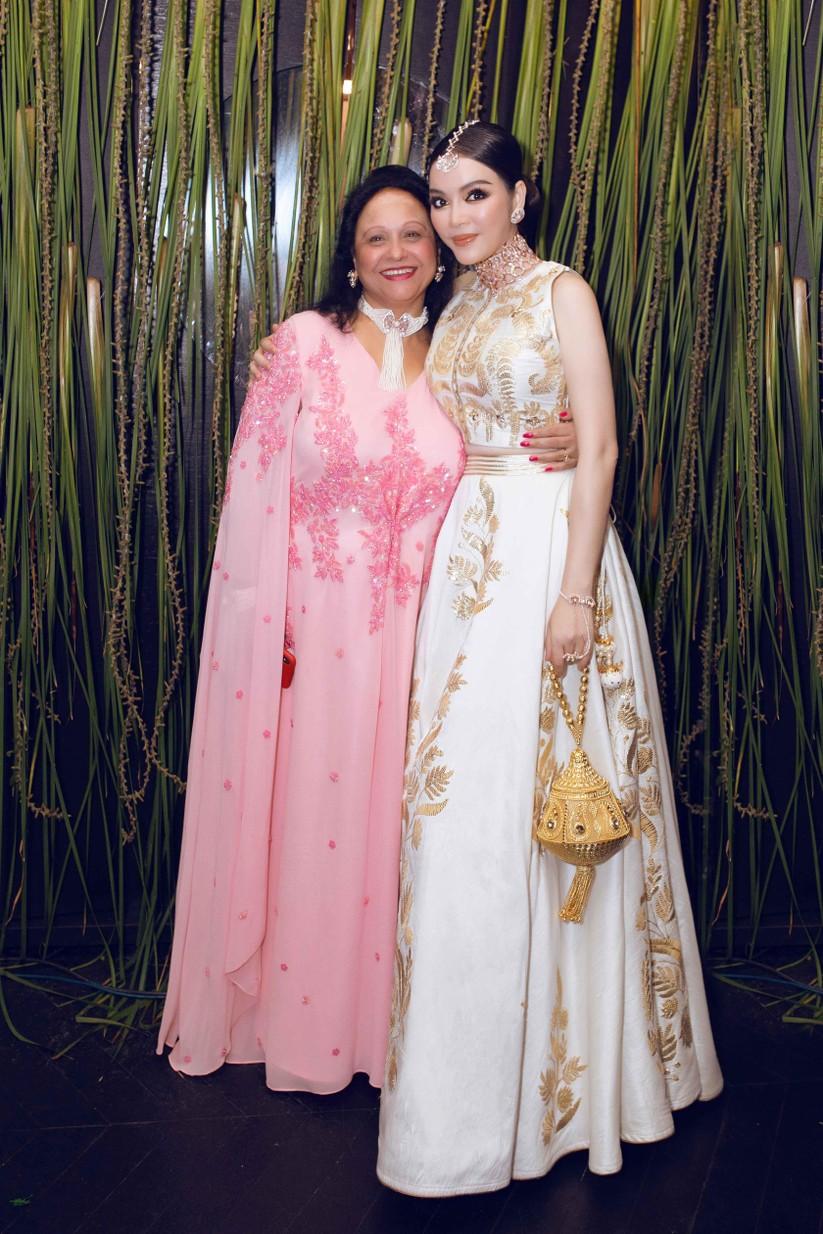 Lý Nhã Kỳ hóa công chúa dự sinh nhật xa hoa của tỉ phú Ấn Độ ảnh 5