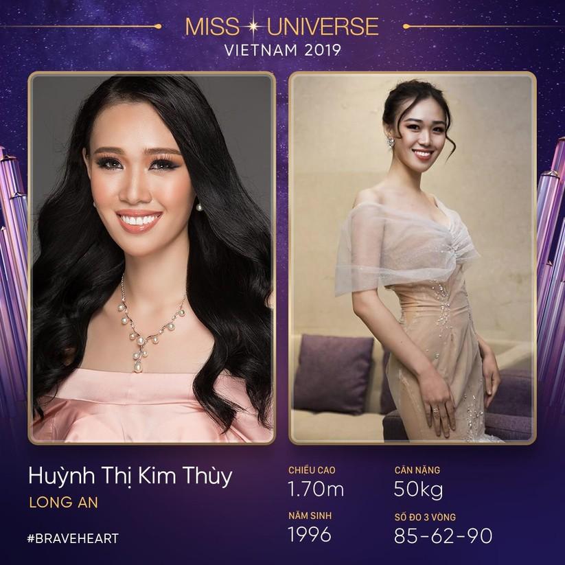 """Lộ diện nhiều gương mặt """"quyết đấu"""" tại Hoa hậu Hoàn vũ VN 2019 ảnh 4"""