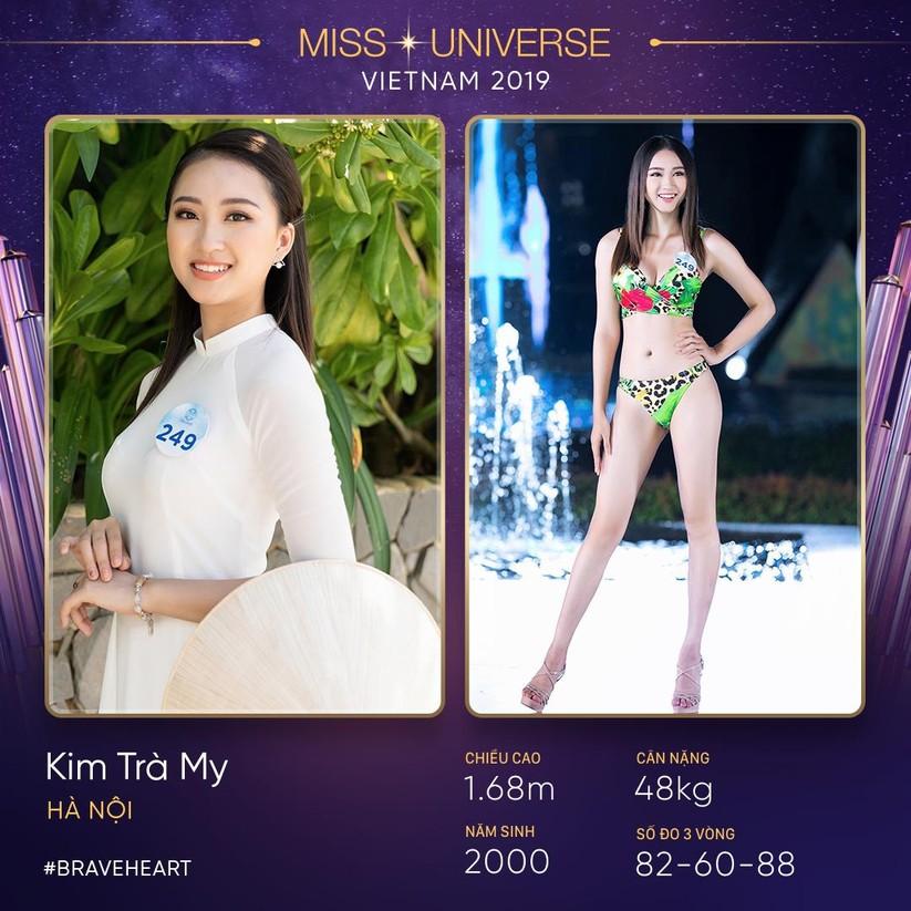 """Lộ diện nhiều gương mặt """"quyết đấu"""" tại Hoa hậu Hoàn vũ VN 2019 ảnh 8"""