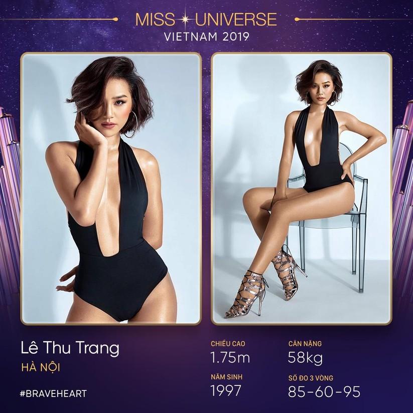 """Lộ diện nhiều gương mặt """"quyết đấu"""" tại Hoa hậu Hoàn vũ VN 2019 ảnh 2"""