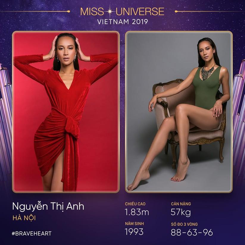 """Lộ diện nhiều gương mặt """"quyết đấu"""" tại Hoa hậu Hoàn vũ VN 2019 ảnh 1"""