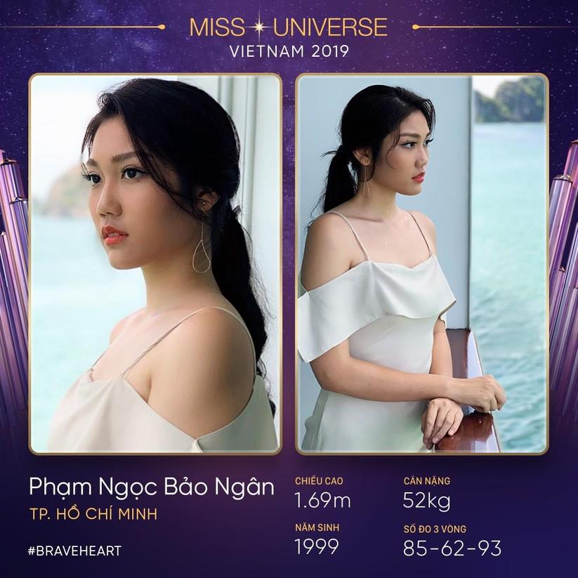 """Lộ diện nhiều gương mặt """"quyết đấu"""" tại Hoa hậu Hoàn vũ VN 2019 ảnh 9"""