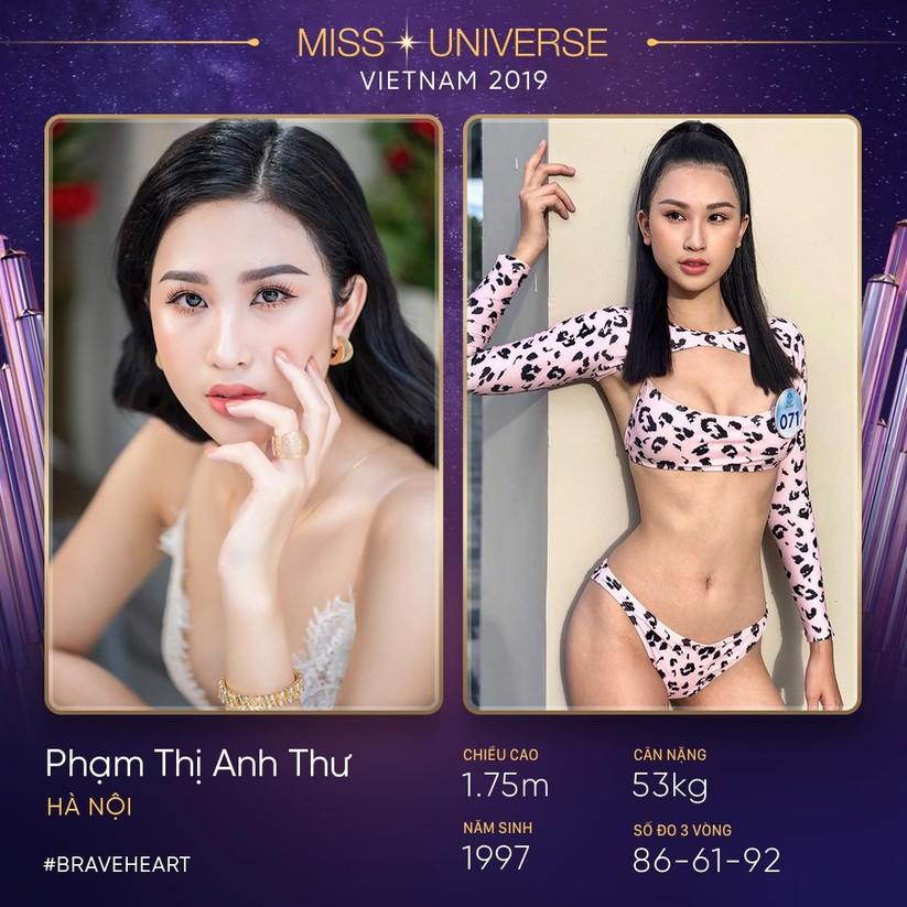 """Lộ diện nhiều gương mặt """"quyết đấu"""" tại Hoa hậu Hoàn vũ VN 2019 ảnh 5"""