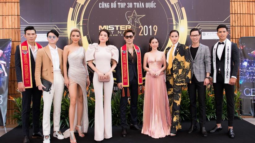 """Lộ diện top 30 """"mỹ nam"""" hot nhất Mister Vietnam 2019 ảnh 17"""