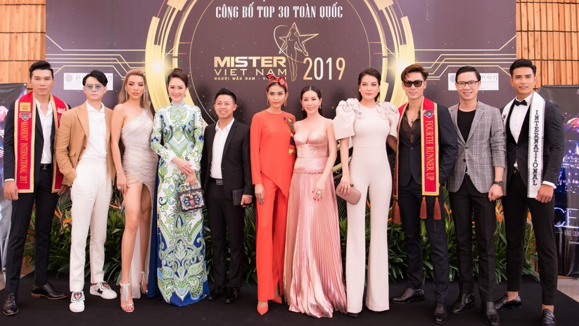 """Lộ diện top 30 """"mỹ nam"""" hot nhất Mister Vietnam 2019 ảnh 22"""