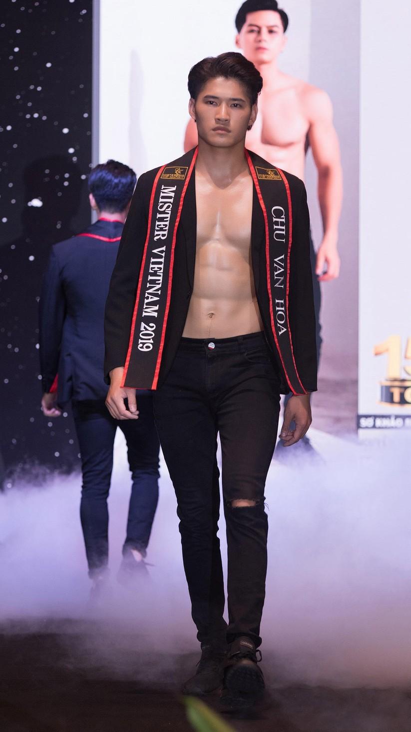 """Lộ diện top 30 """"mỹ nam"""" hot nhất Mister Vietnam 2019 ảnh 13"""