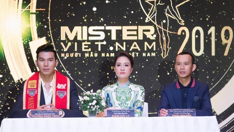 """Lộ diện top 30 """"mỹ nam"""" hot nhất Mister Vietnam 2019 ảnh 21"""