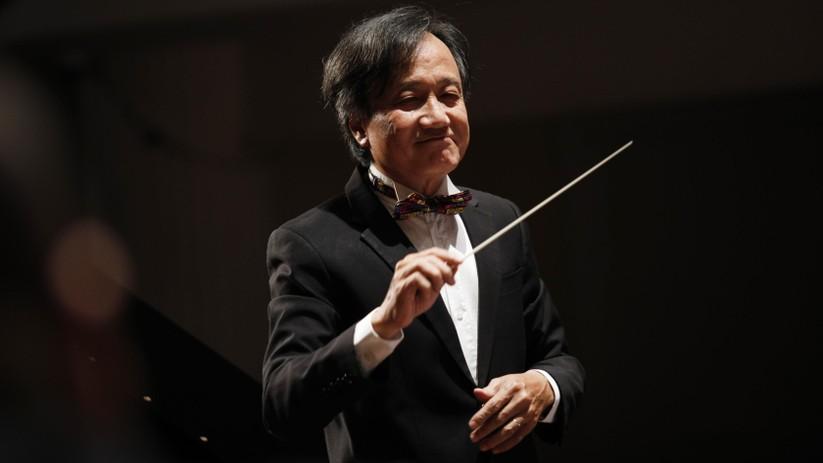 Nhạc trưởng Trần Vương Thạch mong gì cho Giai điệu Mùa thu? ảnh 1