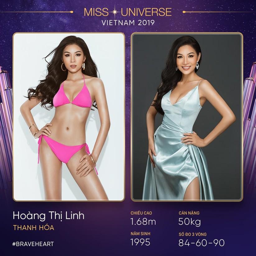 Em gái Á hậu Hoàng Thùy - ứng viên sáng giá thi Hoa hậu Hoàn Vũ VN 2019 ảnh 5