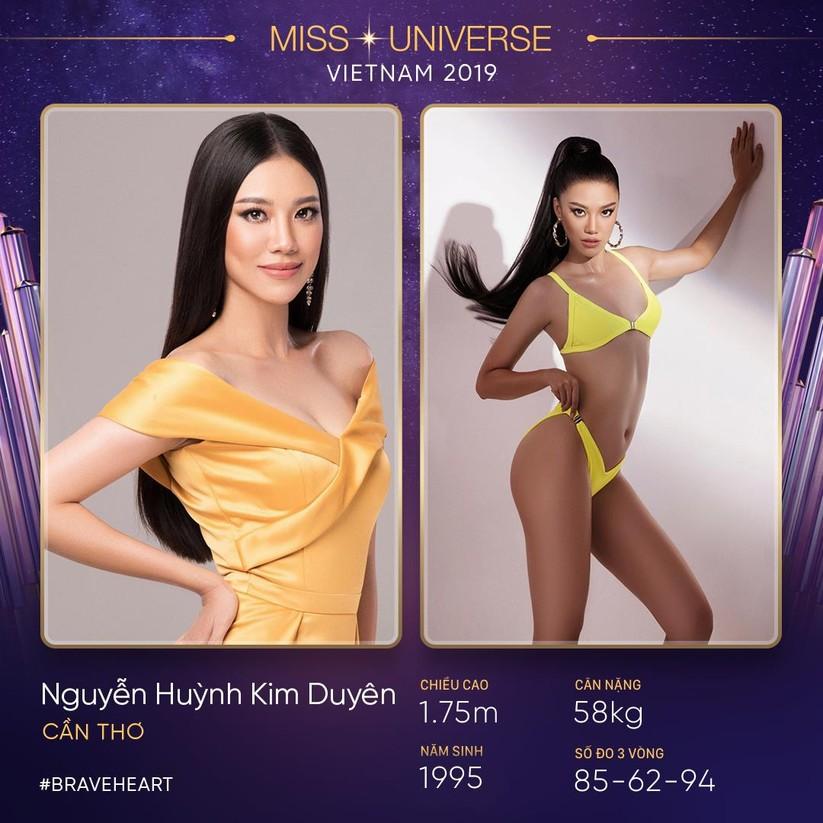 Em gái Á hậu Hoàng Thùy - ứng viên sáng giá thi Hoa hậu Hoàn Vũ VN 2019 ảnh 2