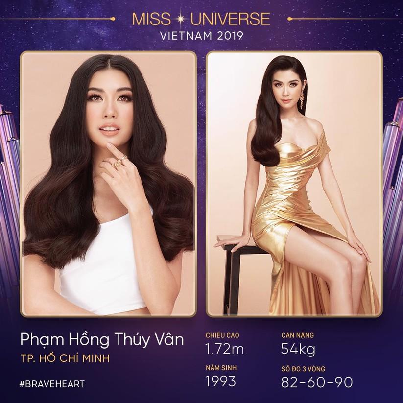 Em gái Á hậu Hoàng Thùy - ứng viên sáng giá thi Hoa hậu Hoàn Vũ VN 2019 ảnh 1