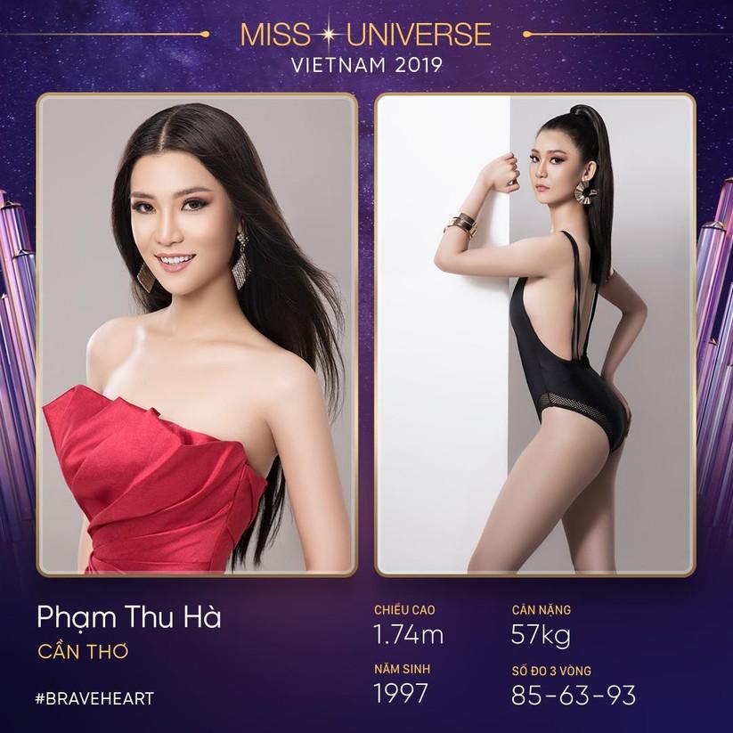 Em gái Á hậu Hoàng Thùy - ứng viên sáng giá thi Hoa hậu Hoàn Vũ VN 2019 ảnh 4