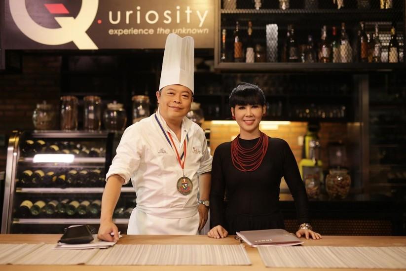 """Đầu bếp của những ngôi sao Hollywood cầm cân nảy mực """"cuộc chiến"""" tìm quán quân Top Chef Việt ảnh 1"""