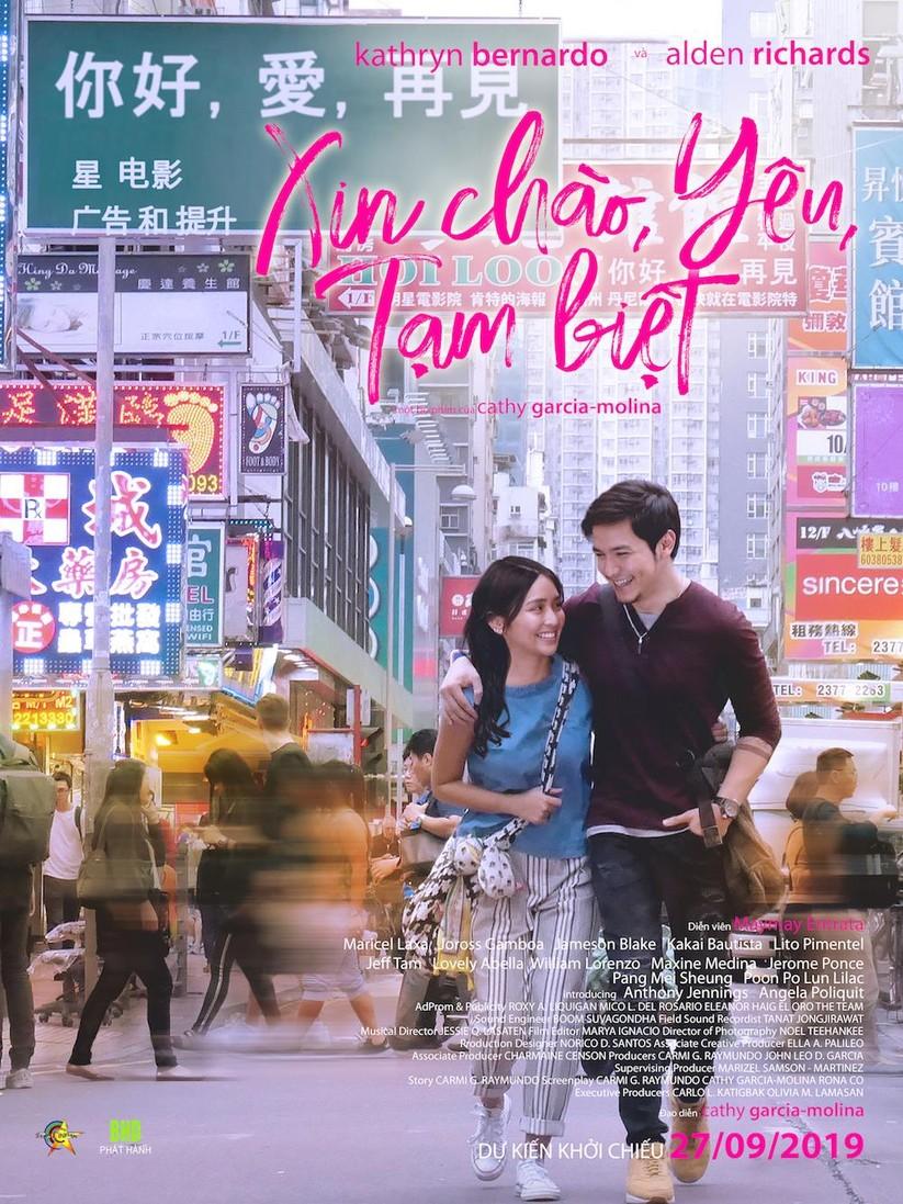 Phim đạt doanh thu cao nhất mọi thời đại tại Philippines đến Việt Nam ảnh 1