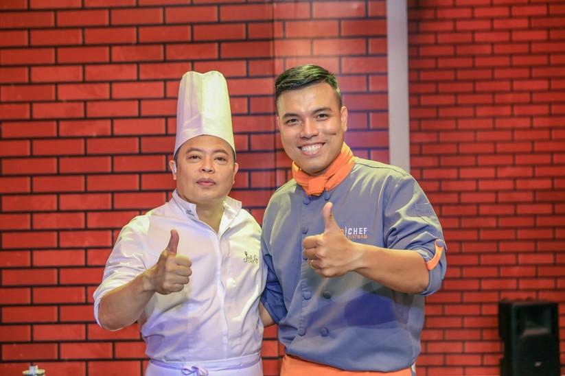 Best chef tập 3 - Chef Hoàn Cường và Giám khảo Jack Lee