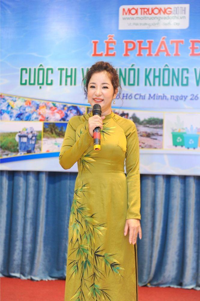 """Hoa hậu Hà Kiều Anh, Thúy Nga và các nghệ sỹ """"Nói không với rác thải nhựa"""" ảnh 7"""