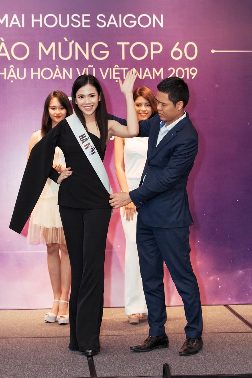 Hoa hậu H'Hen Niê khác lạ với tóc rất dài đua sắc cùng thí sinh Hoa hậu Hoàn vũ ảnh 5