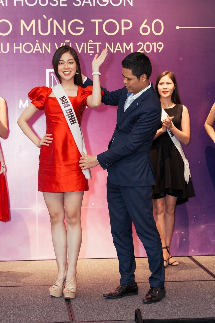 Hoa hậu H'Hen Niê khác lạ với tóc rất dài đua sắc cùng thí sinh Hoa hậu Hoàn vũ ảnh 6