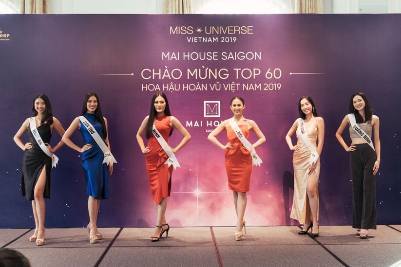 Hoa hậu H'Hen Niê khác lạ với tóc rất dài đua sắc cùng thí sinh Hoa hậu Hoàn vũ ảnh 8
