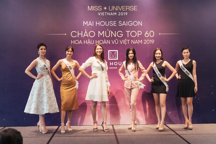 Hoa hậu H'Hen Niê khác lạ với tóc rất dài đua sắc cùng thí sinh Hoa hậu Hoàn vũ ảnh 9