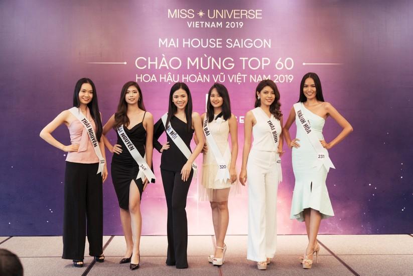 Hoa hậu H'Hen Niê khác lạ với tóc rất dài đua sắc cùng thí sinh Hoa hậu Hoàn vũ ảnh 12