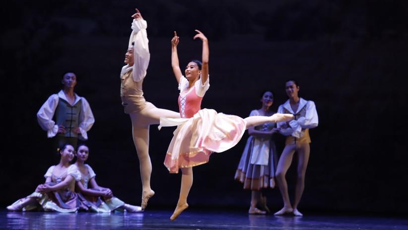 Vở ballet Giselle trở lại với khán giả ảnh 6