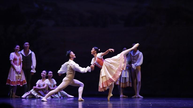 Vở ballet Giselle trở lại với khán giả ảnh 7