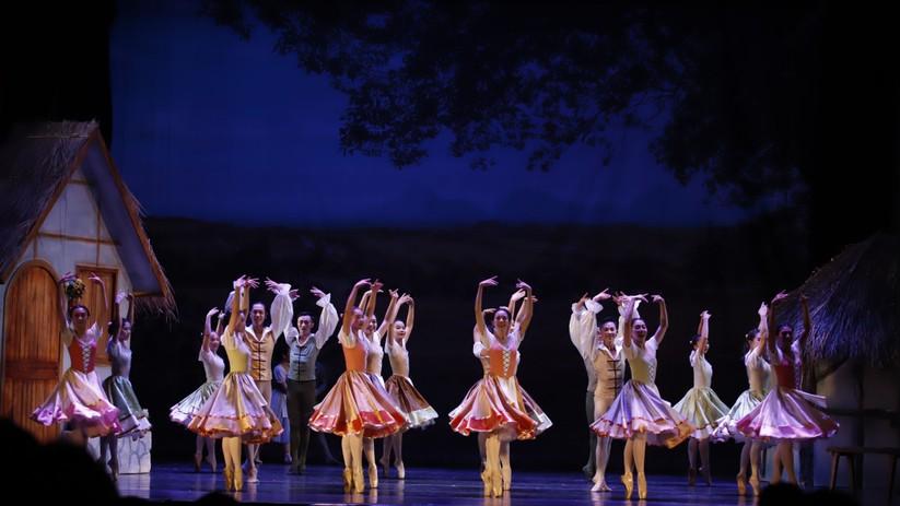 Vở ballet Giselle trở lại với khán giả ảnh 9