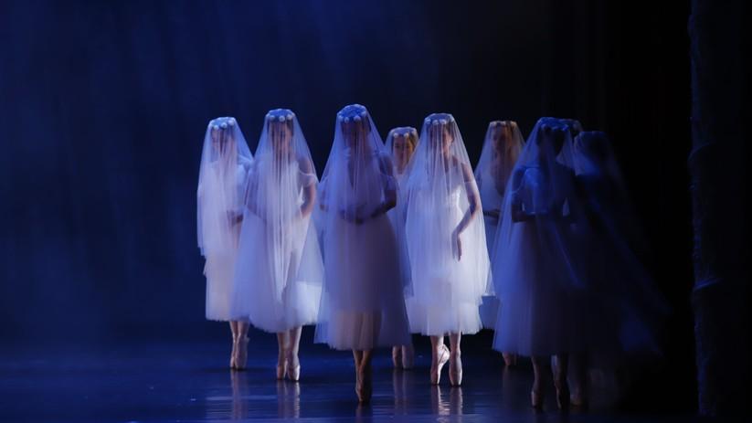 Vở ballet Giselle trở lại với khán giả ảnh 11