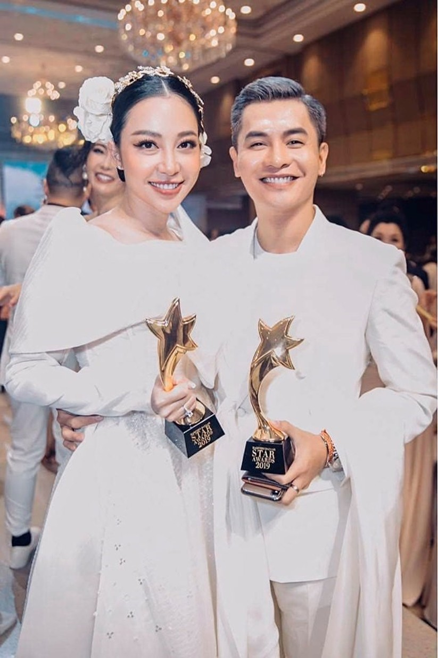 """Nam Trung vinh dự nhận giải """"Người dẫn chương trình của năm - Master of Ceremony"""""""