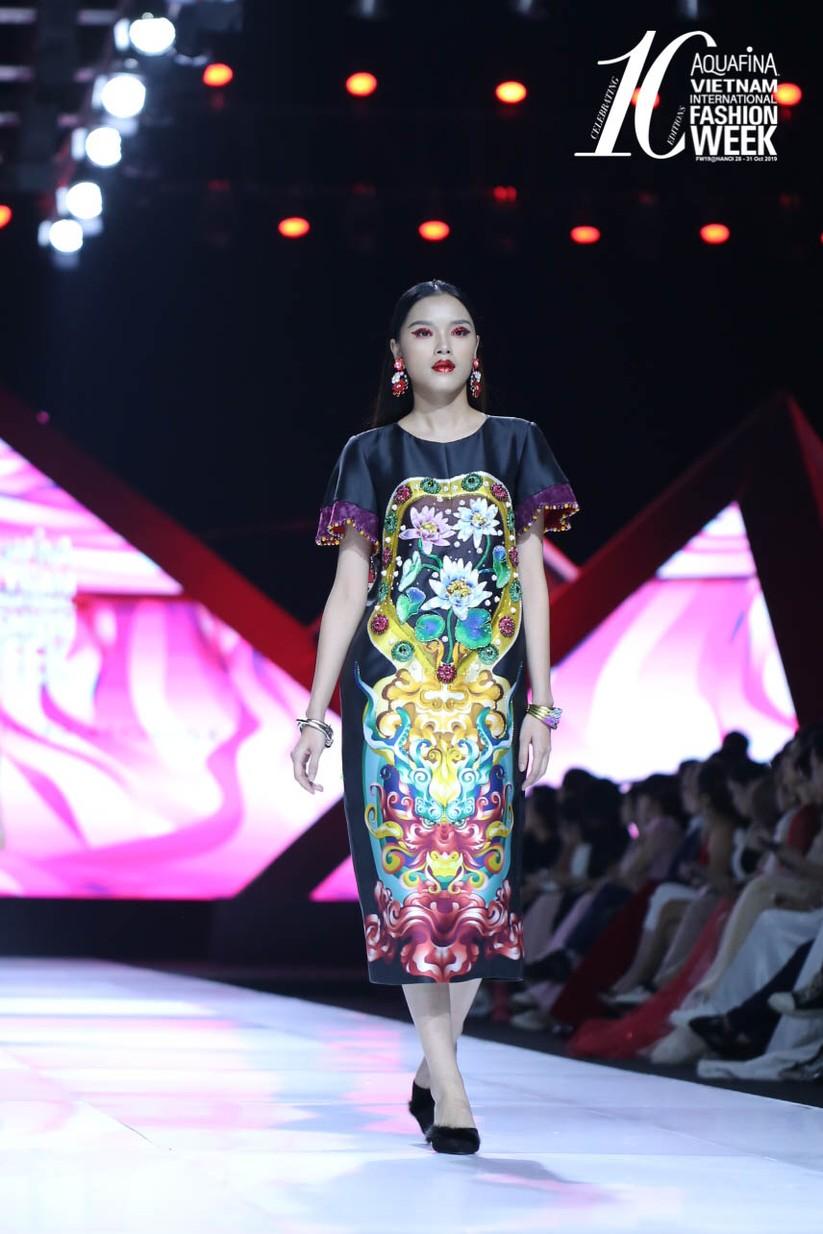 Hoa hậu Đỗ Mỹ Linh hóa Mỵ Châu kiều diễm ảnh 9