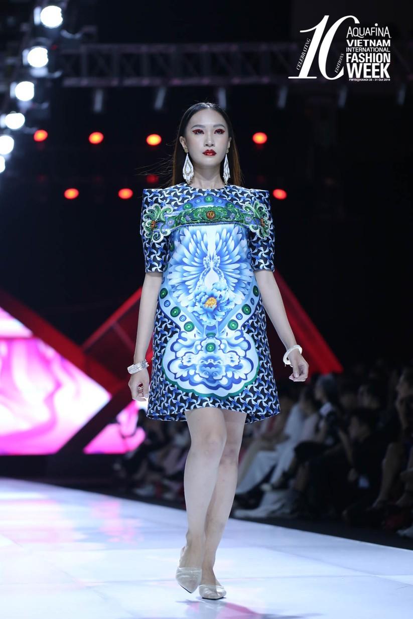 Hoa hậu Đỗ Mỹ Linh hóa Mỵ Châu kiều diễm ảnh 10