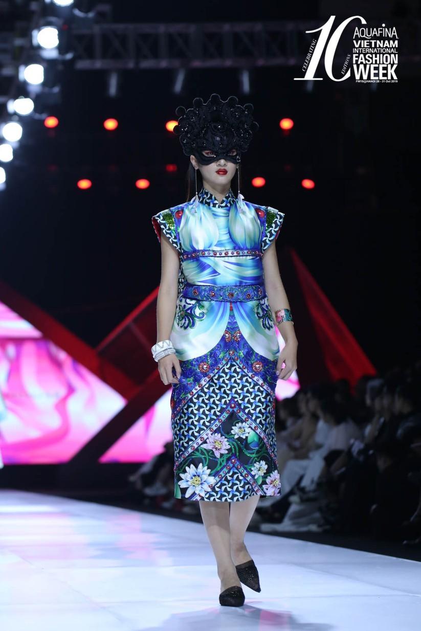 Hoa hậu Đỗ Mỹ Linh hóa Mỵ Châu kiều diễm ảnh 13