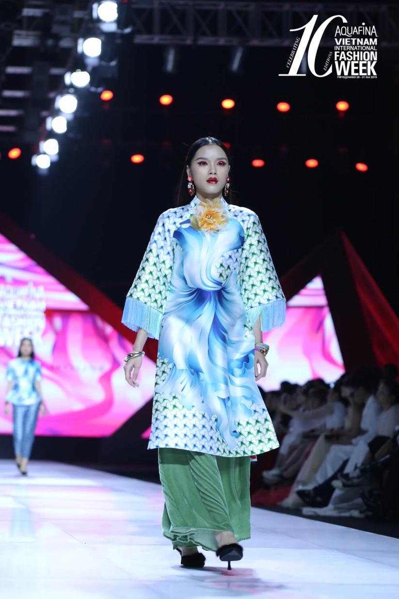 Hoa hậu Đỗ Mỹ Linh hóa Mỵ Châu kiều diễm ảnh 14