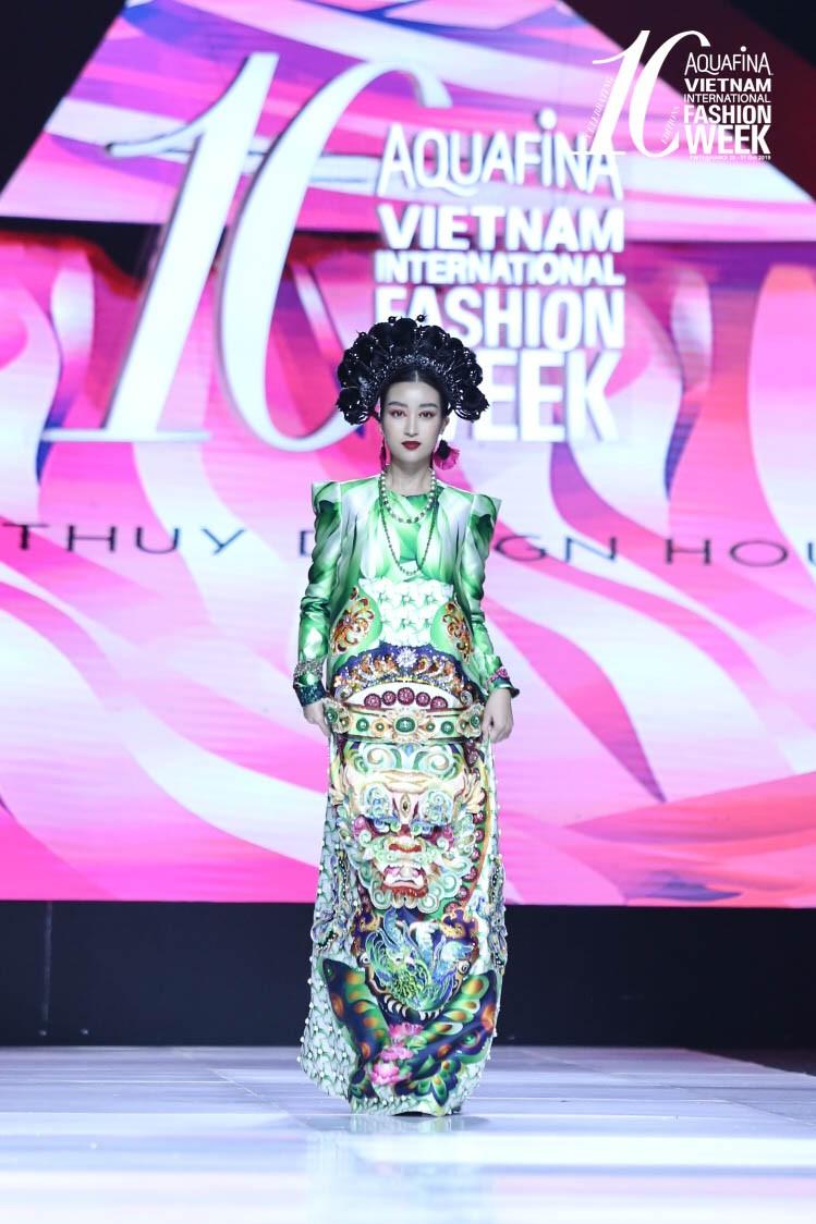 Hoa hậu Đỗ Mỹ Linh hóa Mỵ Châu kiều diễm ảnh 1