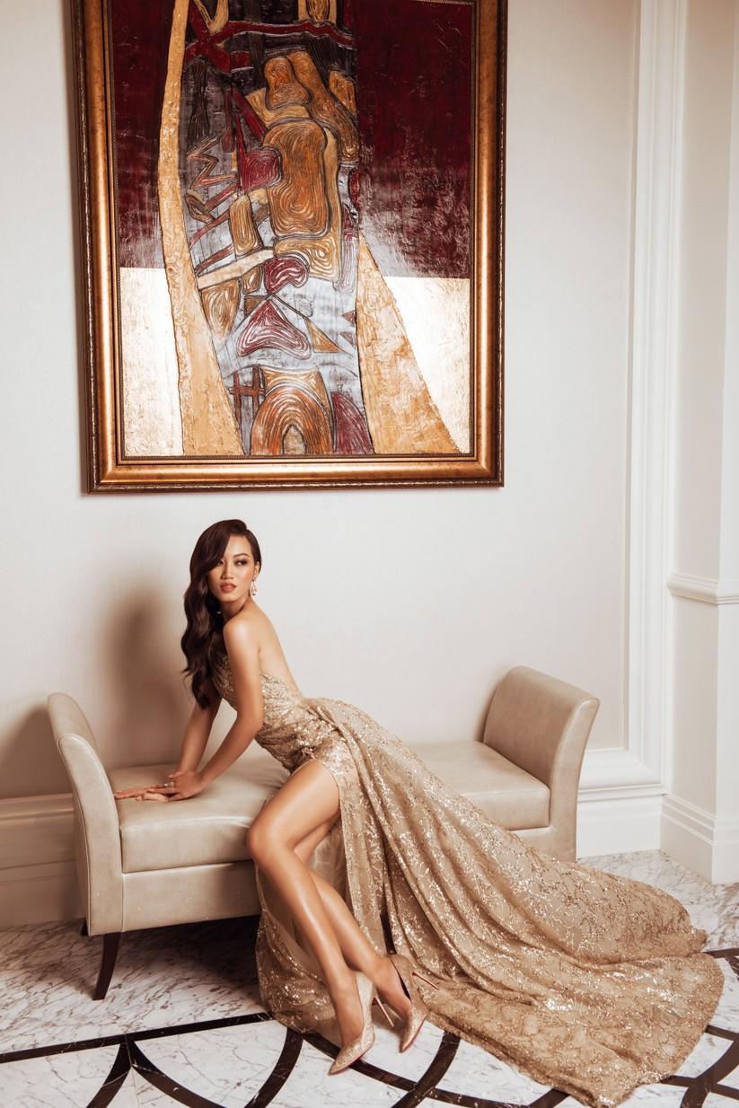 Thí sinh Nguyễn Ngọc Thanh Ngân