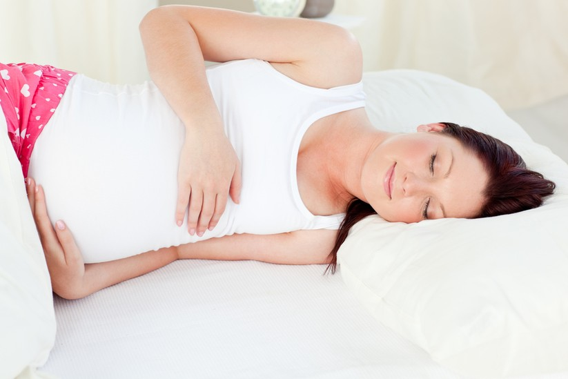 Mẹ bầu đau nhức khó ngủ, phải làm sao để tốt cho cả mẹ và con? ảnh 1
