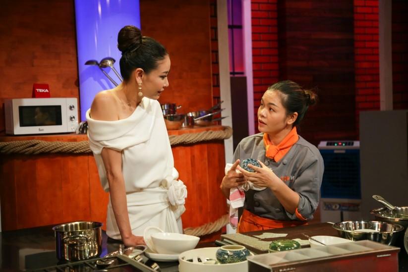Hoa hậu Hà Kiều Anh làm giám khảo Top Chef Việt Nam ảnh 11