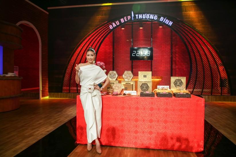 Hoa hậu Hà Kiều Anh làm giám khảo Top Chef Việt Nam ảnh 12