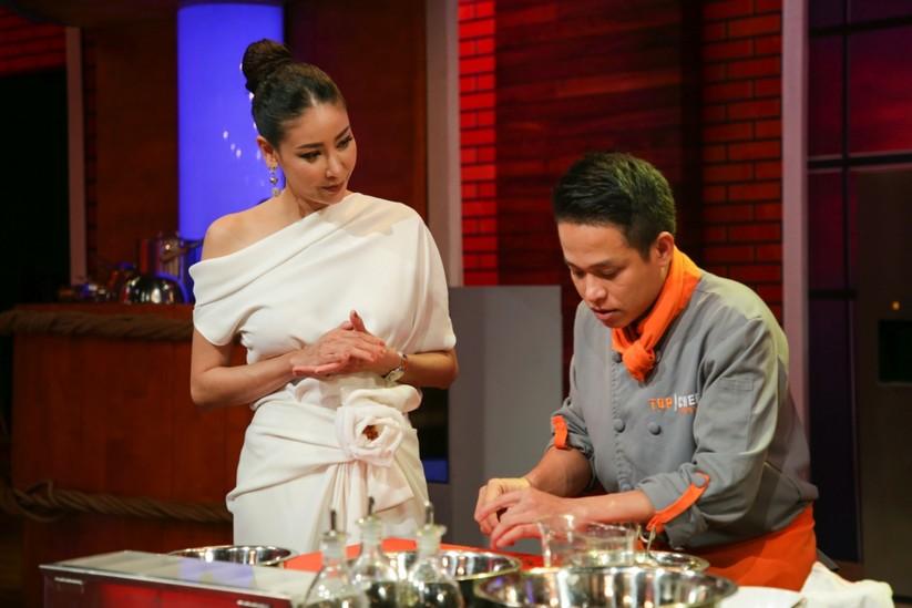 Hoa hậu Hà Kiều Anh làm giám khảo Top Chef Việt Nam ảnh 8