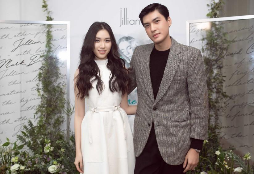 Người mẫu Quang Đại rất sành về nước hoa