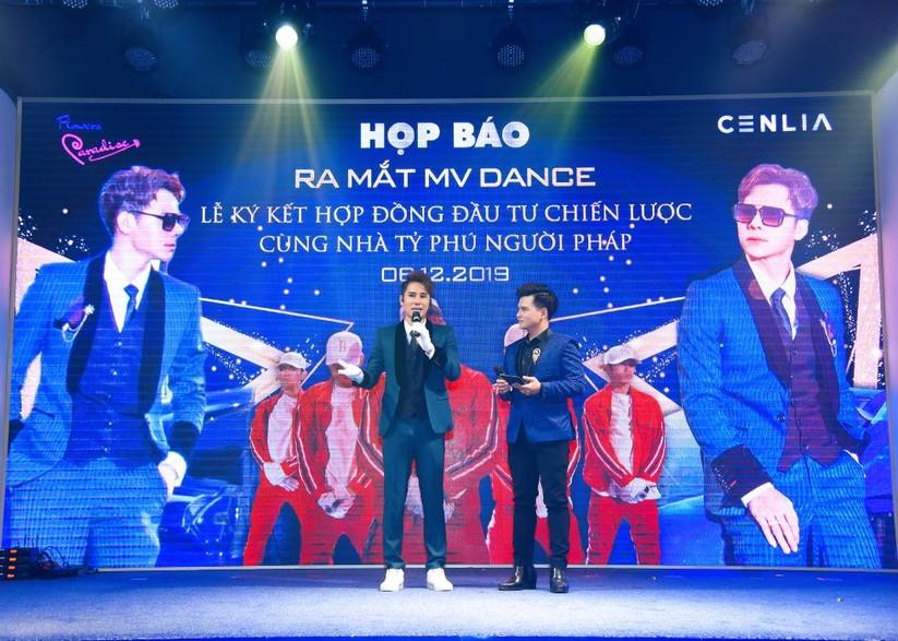"""Chu Bin khoe vũ đạo siêu dẻo trong MV Dance """"Giả vờ thương anh được không""""? ảnh 4"""