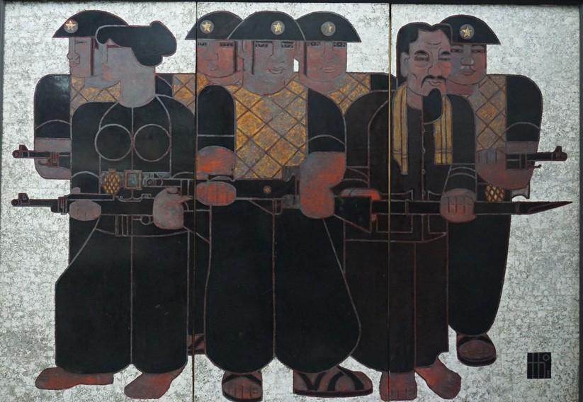 Từ nhân dân mà ra,1980, Quang Thọ