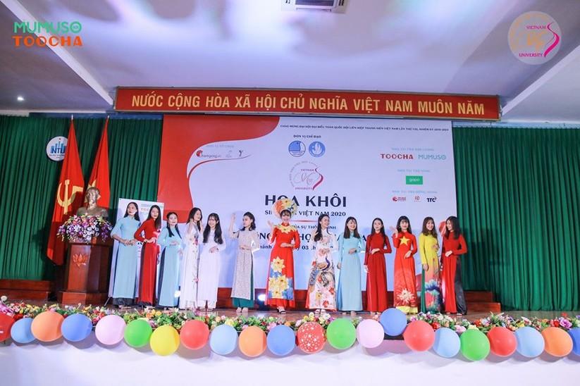 """""""Hoa khôi sinh viên Việt Nam 2020"""" - Tìm kiếm vẻ đẹp trí tuệ ảnh 3"""