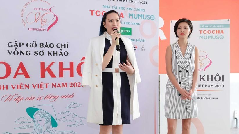 """""""Hoa khôi sinh viên Việt Nam 2020"""" - Tìm kiếm vẻ đẹp trí tuệ ảnh 8"""
