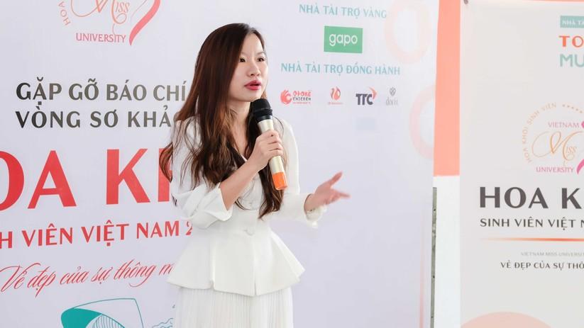 """""""Hoa khôi sinh viên Việt Nam 2020"""" - Tìm kiếm vẻ đẹp trí tuệ ảnh 9"""