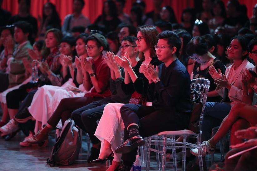 Talkshow Nguyễn Công Trí thu hút rất đông người tham dự