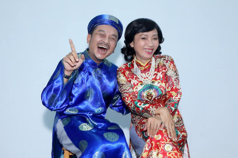 Đạo diễn - diễn viên Hữu Quốc, Tô Thiên Kiều