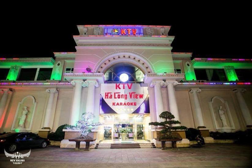 Karaoke KTV Ha Long view (Ảnh: KTV)