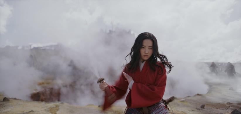 Lưu Diệc Phi trong Mulan